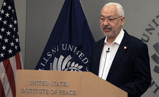 Ghannouchi-Etats-Unis