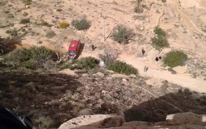 Ghomrassen : Un homme non identifié s'immole par le feu