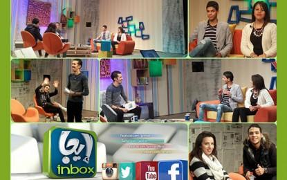«Ija Inbox» sur Watania 2 :  Une émission par et pour les jeunes