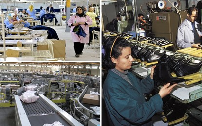 Tunisie : La production industrielle en baisse de 0,7% (10 mois 2018)