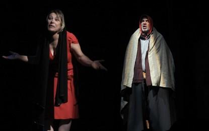 Théâtre : Duo d'enfer pour un KO debout