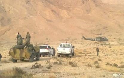 Matmata : Arrestation d'un terroriste étranger