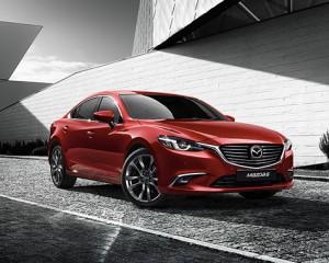 Economic Auto: La Mazda 6 à partir de 76.200 DT
