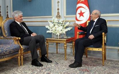 L'après-Essid se prépare : Caïd Essebsi à la manoeuvre