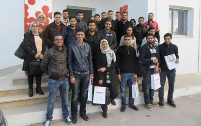 Ooredoo : Formation en télécoms aux étudiants de la Sup'Com