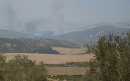 Kef: Trois soldats blessés dans l'explosion d'une mine