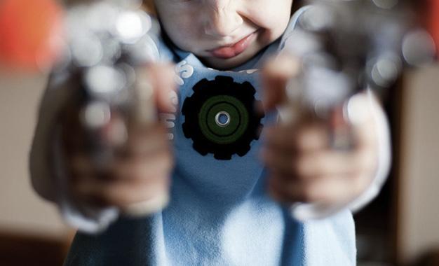 Pistolet-Jouet