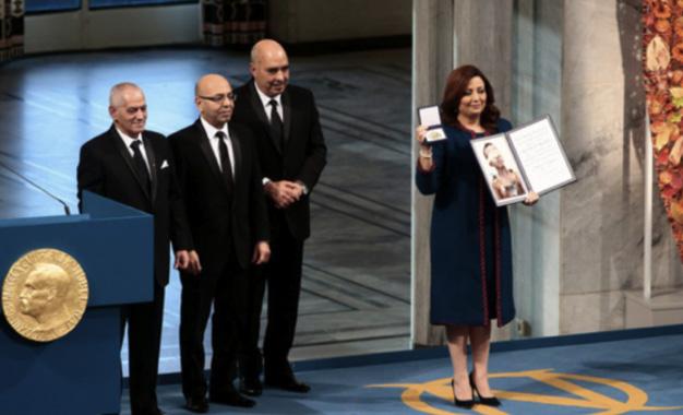 Prix Nobel Caf