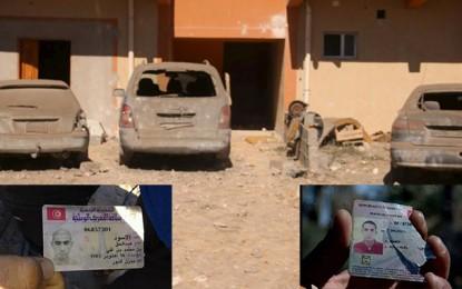 Raid de Sabratha : Trois Tunisiens de Gabès parmi les morts