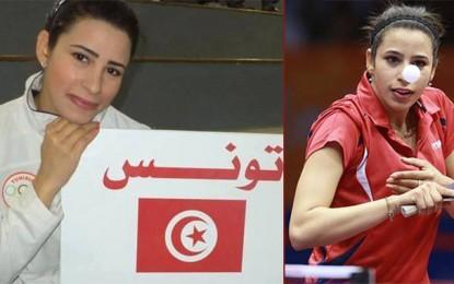 La pongiste Safa Saidani qualifiée aux JO 2016 à Rio