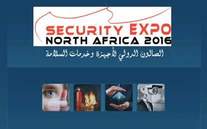 Salon : Security Expo North Africa du 28 au 31 mars à Tunis