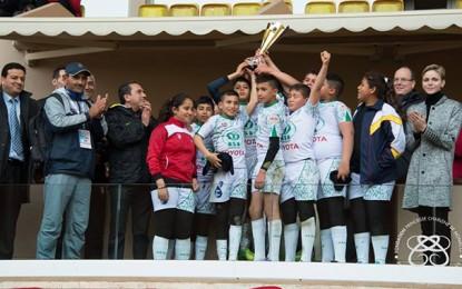Tournoi de Monaco : Les petits rugbymen de Jemmal en haut de l'affiche
