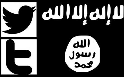 Twitter supprime 125.000 comptes terroristes en 6 mois