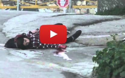 Cisjordanie : Des soldats israéliens tirent sur une adolescente palestinienne