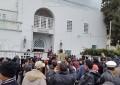 Les protestataires de Jendouba empêchés d'accéder à la place du Bardo