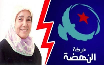Fattoum Attia n'a pas été visée par des tirs