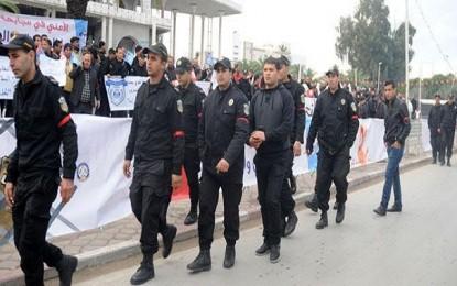 Le Syndicat des forces de sécurité hausse le ton
