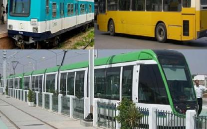 Transtu recrute 70 agents pour renforcer la sécurité des  transports publics