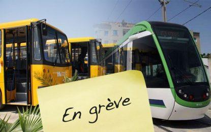 Grève générale: Arrêt, jeudi, des transports terrestres, maritimes et aériens