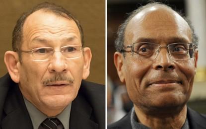 Justice : Le Harak de Marzouki ne fusionnera pas avec le CpR