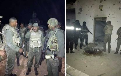 De Rouhia à Ben Guerdane : Les forces d'intervention prennent du galon