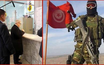 Lutte antiterroriste : Caïd Essebsi fait don d'un mois de salaire