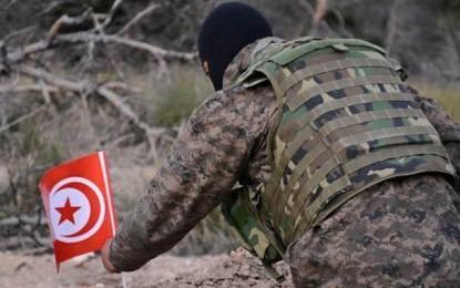 Kasserine : Deux soldats blessés dans l'explosion d'une mine