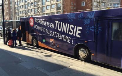 Biat France à la rencontre des Tunisiens résidents en Île de France