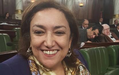 Bochra Belhaj Hmida rejoint le bloc parlementaire Al-Horra