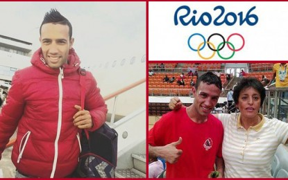 Boxe : Le Tunisien Bilel Mhamdi aux JO de Rio