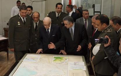 Caïd Essebsi s'adresse aux habitants de Ben Guerdane