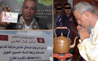 Boumhal: Le charlatan Maghrebi gagne son procès contre la municipalité