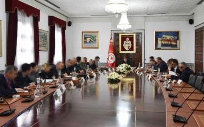 Mise en place de la Commission nationale de lutte contre le terrorisme