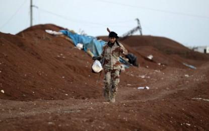 Syrie : Un Tunisien de Daech tué par un drone