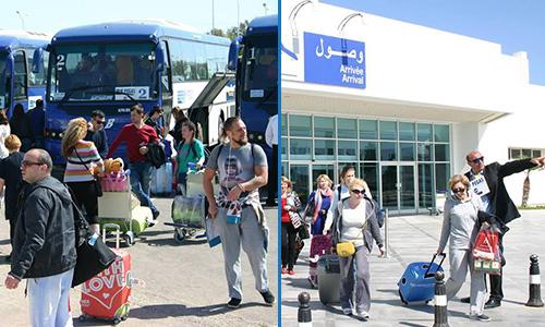 Tourisme plus de 400 agents de voyage russes djerba - Office de tourisme djerba ...
