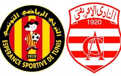 Ligue 1 : l'échappée pour l'Espérance, le podium pour le Club africain