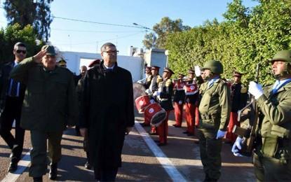 Habib Essid en visite à la ville héroïque Ben Guerdane