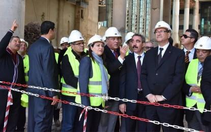 Tunis : Redémarrage des travaux de la Cité de la Culture