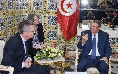 Lutte antiterroriste : Don d'équipements militaires allemands à la Tunisie
