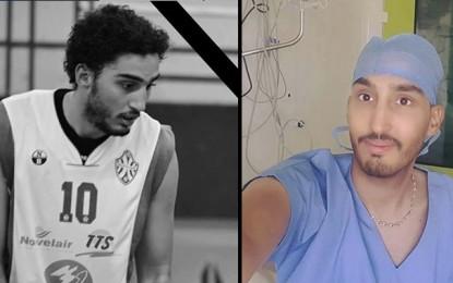 Le basketteur Hedi Ben Saidane ravi à la fleur de l'âge