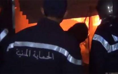 Jendouba : une dame décède dans l'explosion d'une bouteille de gaz