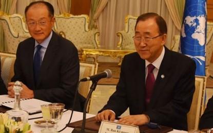 Banque Mondiale : Le président Jim Yong Kim annonce sa démission