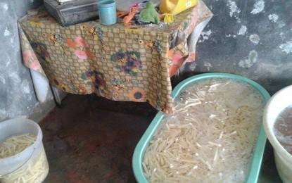 Kef : Saisie de 7 tonnes de pommes de terre