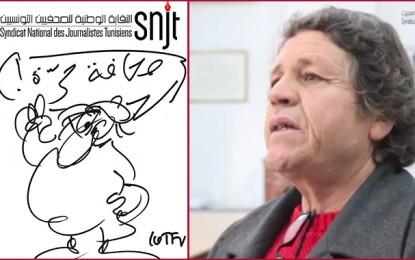 Le caricaturiste Lotfi Ben Sassi saisit la justice contre «La Presse»