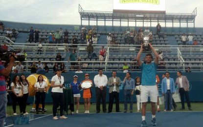 Tennis : Malek Jaziri rejoint le top 100 mondial