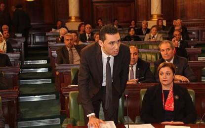 Marouen Falfel rejoint le bloc parlementaire Al-Horra