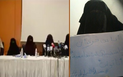 Parole de niqabées : «L'interdiction du niqab est anticonstitutionnelle»