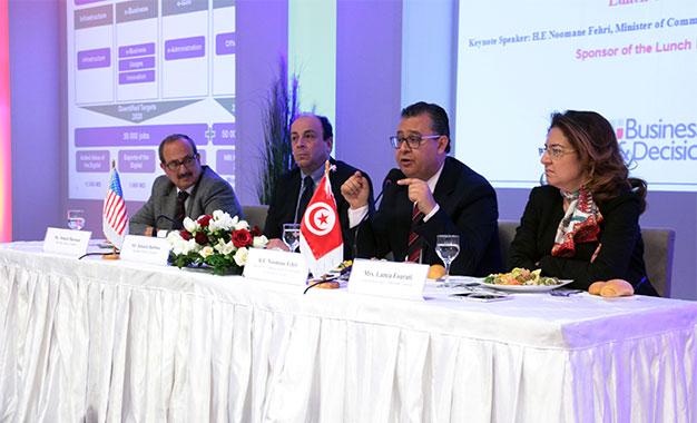 L conomie num rique en tunisie les promesses et les for Chambre de commerce tunisienne
