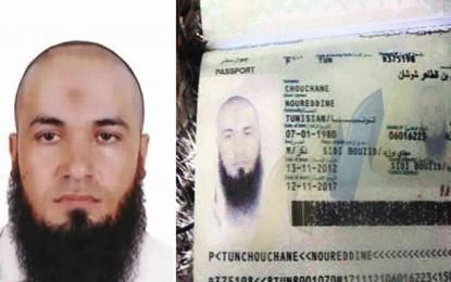Suspension de 3 policiers dans l'affaire du passeport de Noureddine Chouchane