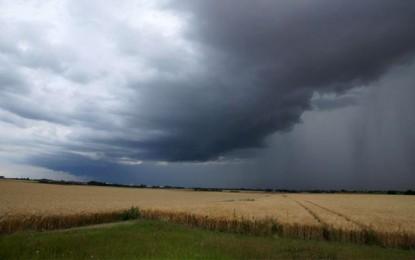 Météo : Temps pluvieux, l'automne s'installe
